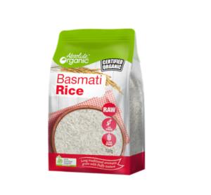 Absolute Organic Basmati Rice 700g