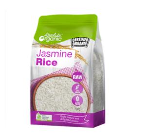 Absolute Organic Jasmine Rice 700g