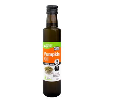 Absolute Organic Pumpkin Oil 250ml