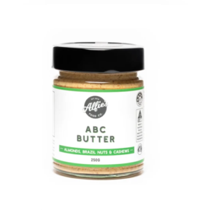 Alfie's Abc Butter 250g