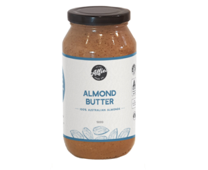 Alfies Crunchy Almond Butter 500g