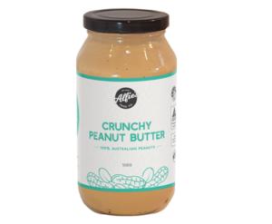 Alfies Crunchy Peanut Butter 500g