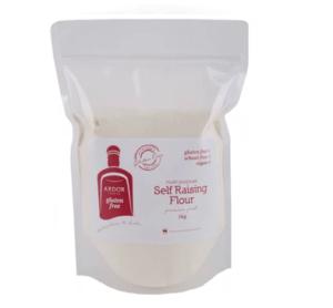 Ardor Food Co Gluten Free Self Raising Flour 1kg