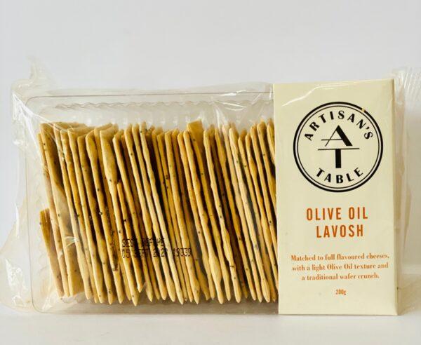 Artisan's Table Olive Oil Lavosh