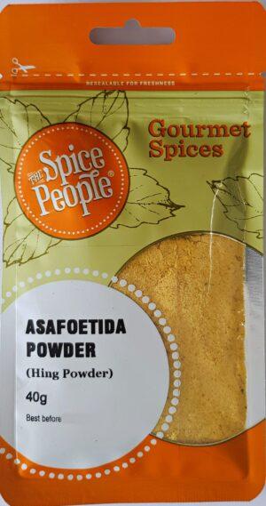 Asafoetida Spice People Devolas