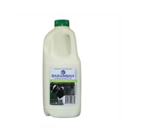 Barambah Organics Lactose Free Milk 2l