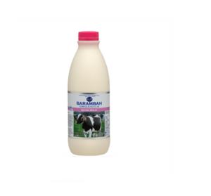 Barambah Organics Skim Milk 1l