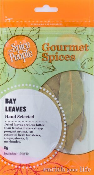 Bay Leaves Spice People Devolas