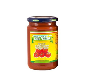 Bio Nature Organic Concentrated Tomato Paste 300g