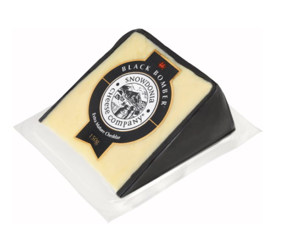 Black Bomber Cheddar Cheese 150gr Devolas