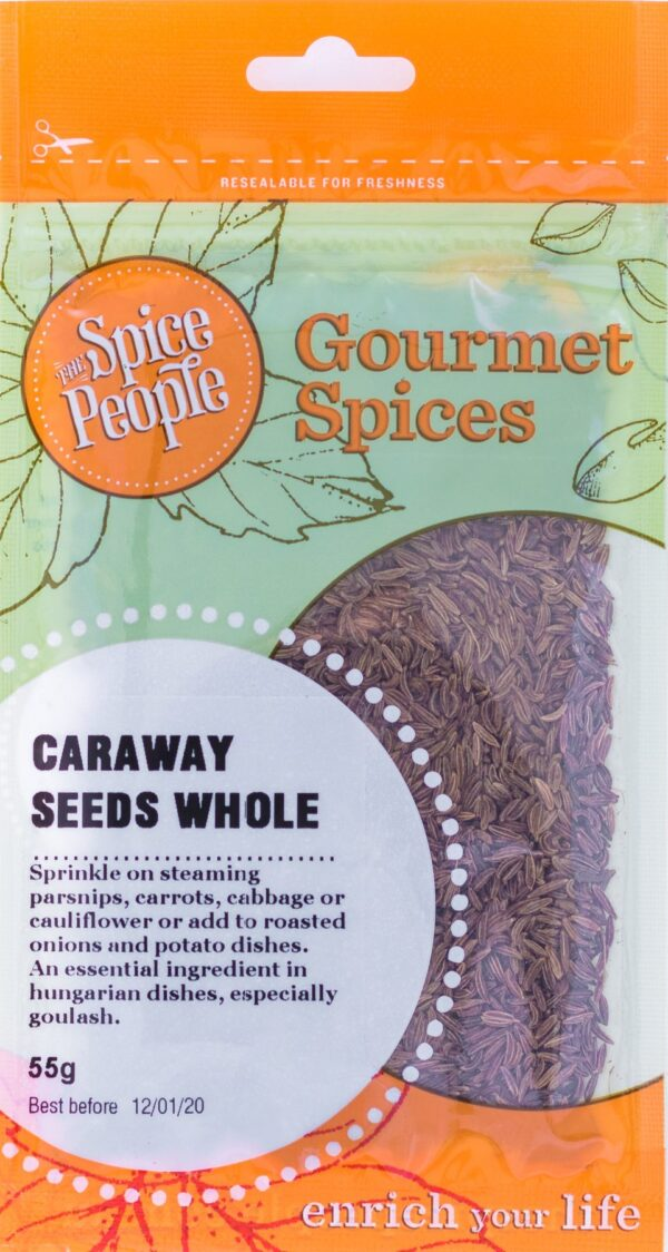 Caraway Seeds Whole Spice People Devolas