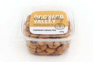 Cashews Unsalted