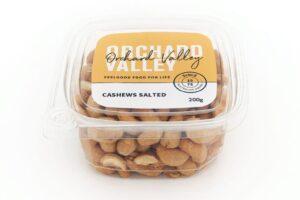 Cashews Salted