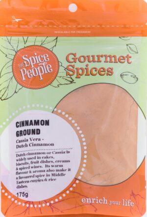 Cinnamon Ground Spice People Devolas