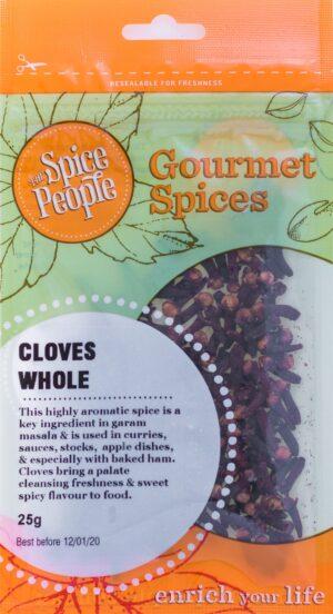 Cloves Whole Spice People Devolas