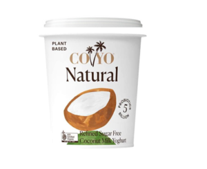 Coyo Natural Coconut Milk Yoghurt 500g