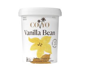 Coyo Vanilla Bean Coconut Milk Yoghurt 500g