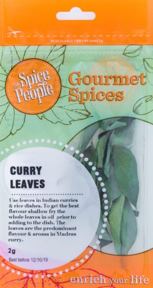 Curry Leaves Spice People Devolas