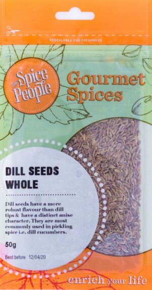 Dill Seeds Whole Spice People Devolas