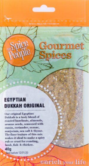 Egyptian Dukkah Spice People Devolas