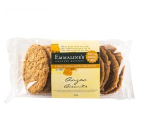 Emmalines Anzac Biscuits 350g