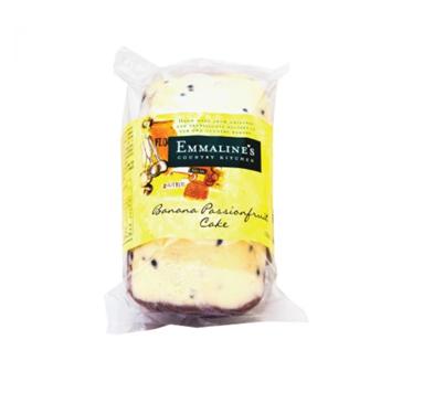 Emmalines Banana Passionfruit Cake 550g