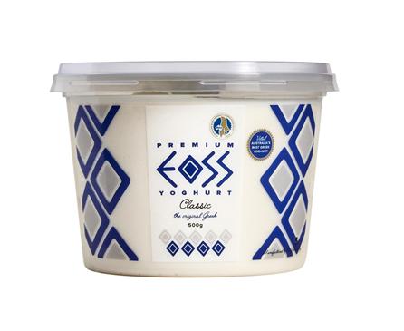 Eoss Classic Yoghurt 500g