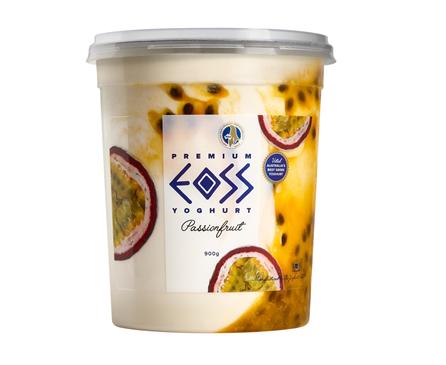 Eoss Passionfruit Yoghurt 900g