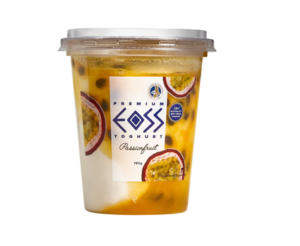 Eoss Passionfruit Yoghurt Cup 190g