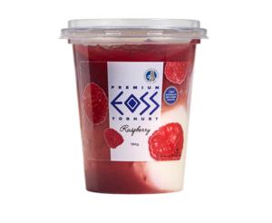 Eoss Raspberry Yoghurt Cup 190g