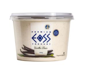 Eoss Vanilla Bean Yoghurt 500g