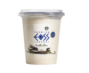 Eoss Vanilla Bean Yoghurt Cup 190g