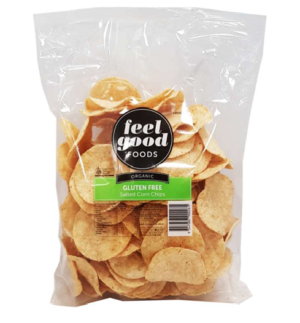 Feel Good Foods Gluten Free Salted Corn Chips 500g