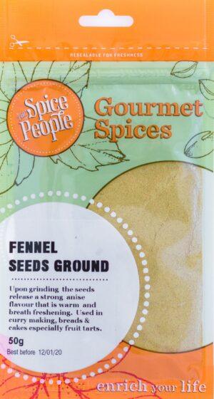 Fennel Seeds Ground Spice People Devolas