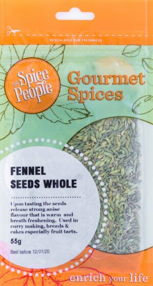 Fennel Seeds Whole Spice People Devolas