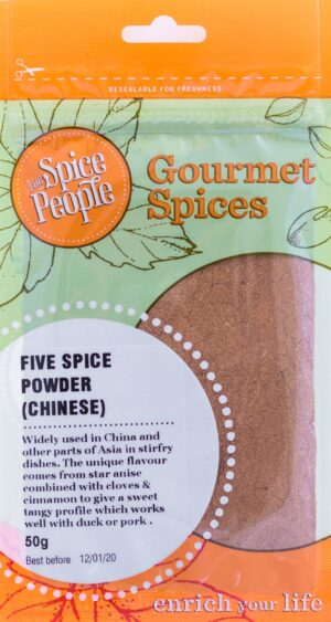 Five Spice Chinese Spice People Devolas