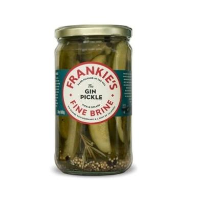 Frankie's Fine Brine The Gin Pickle 680g