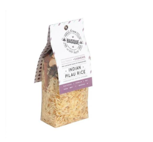 From Basque With Love Indian Pilau Rice 325g