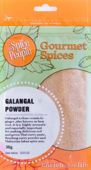 Galangal Powder Spice People Devolas