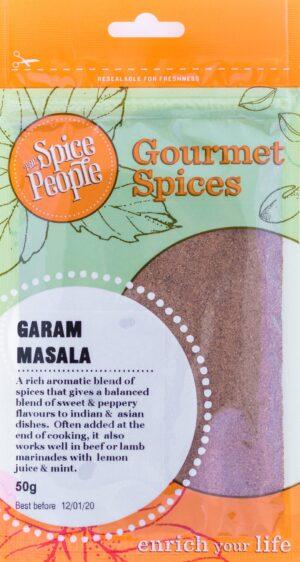Garam Masala Spice People Devolas