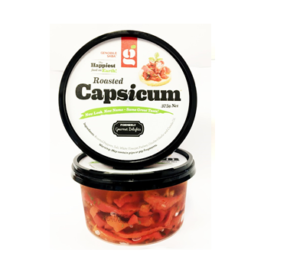 Genobile Saba Roasted Capsicum 375g