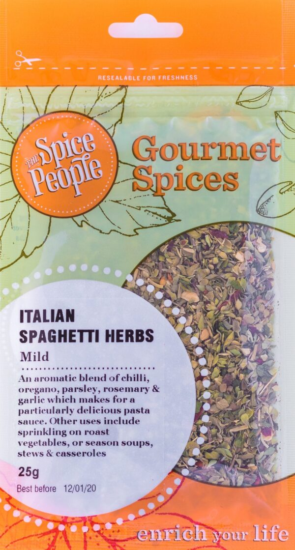 Italian Spaghetti Spice People Devolas