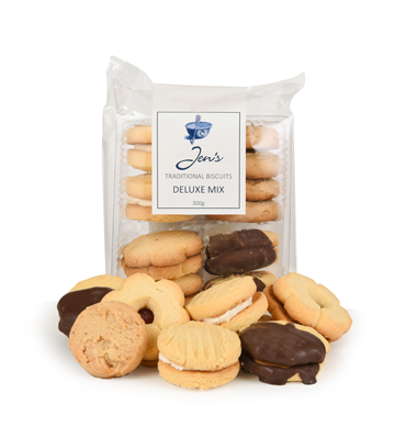 Jen's Traditional Biscuits Deluxe Mix