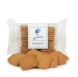 Jen's Traditional Biscuits Gingernuts