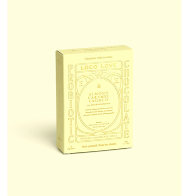 Loco Love Twin Almond Caramel Crunch