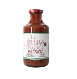 La Bella Traditional Rustica Passata 520g
