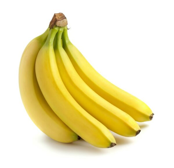 19273154 Bunch Of Bananas Isolated On White