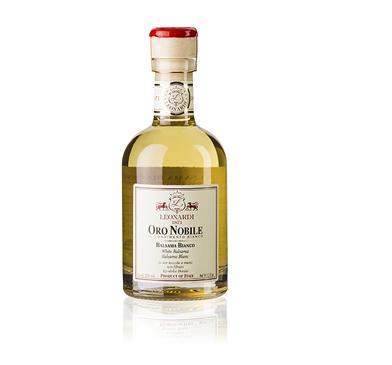Leonardi Oro Nobile White Balsamic Vinegar 250ml