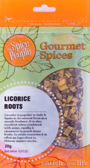 Licorice Roots Spice People Devolas