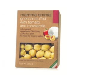Mamma Emma Gnocchi Stuffed With Tomato & Mozzarella 350g